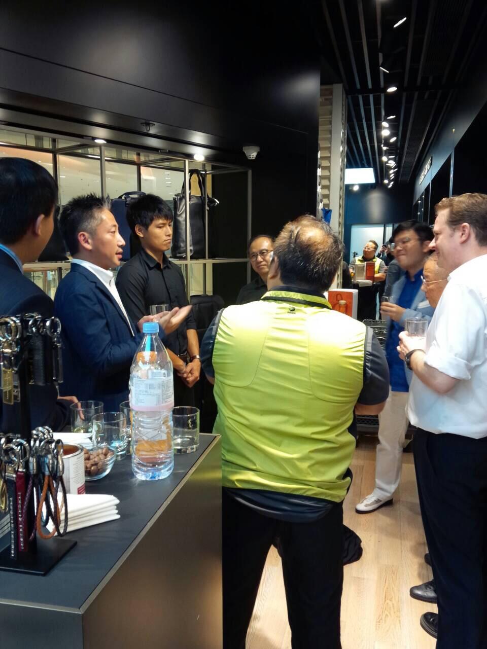Tasting with Expert Eddie Nara