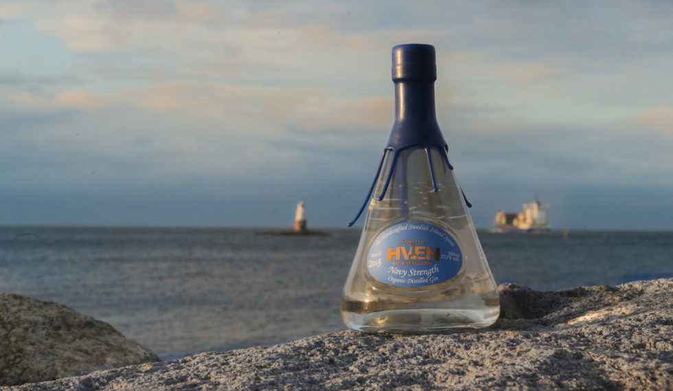 Spirit of Hven, Swedish Organic Gin