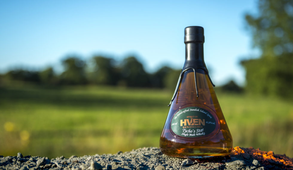 Spirit of Hven, Organic Single Malt Whisky