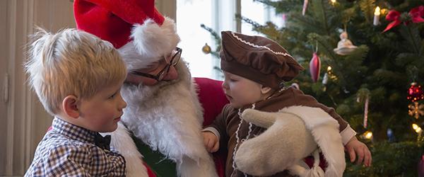 Swedish Winter Santa Claus