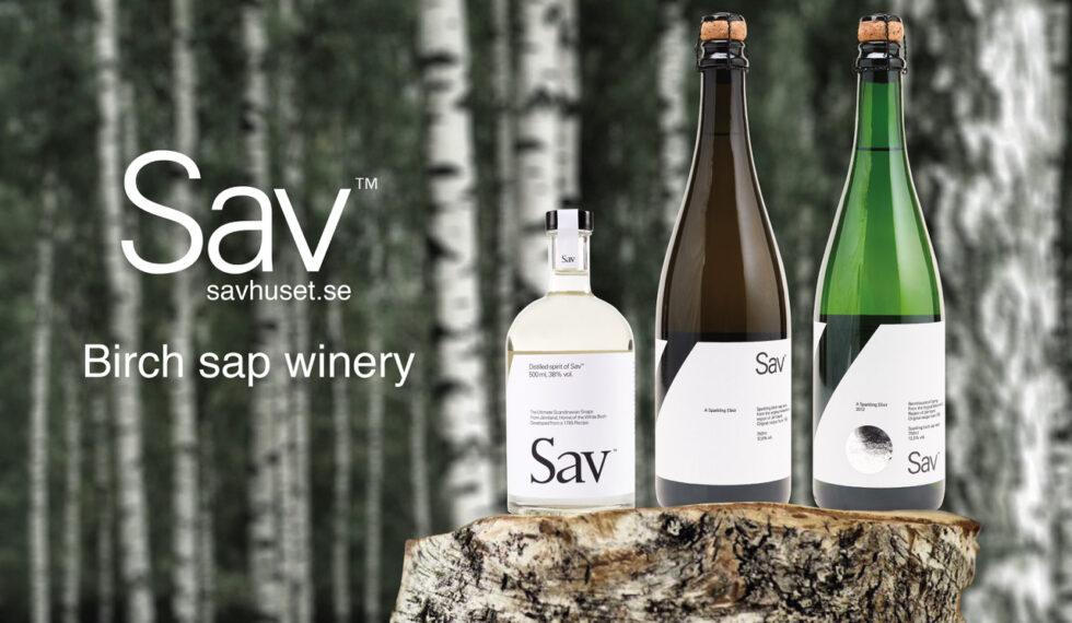 Sav Birch Sap Winery